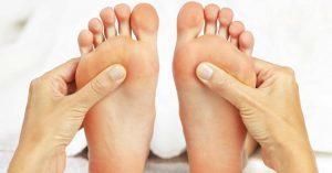 Reflexology Massage - Alternative Healing Therapies